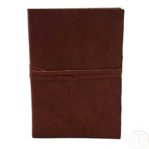 Da Vinci Leren Notitieboek Chocoladebruin