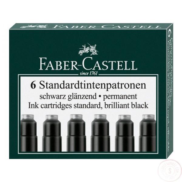 Faber-Castell Inktpatroon Vulpen