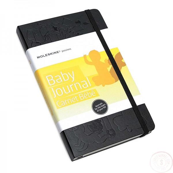 Moleskine Passions Babydagboek / Zwangerschaps- dagboek