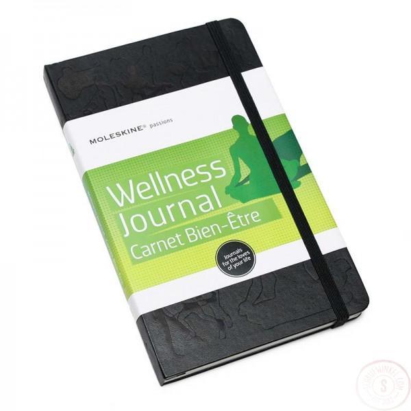 Moleskine Passions Gezondheidsdagboek / Wellnessjournal