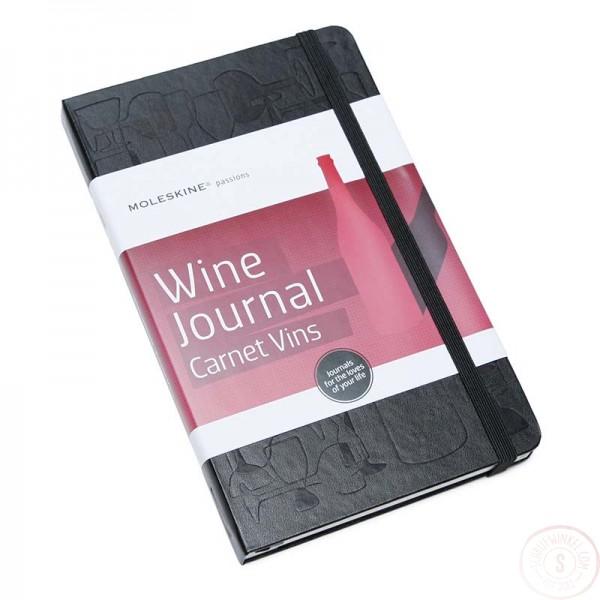 Moleskine Passions Wijndagboek