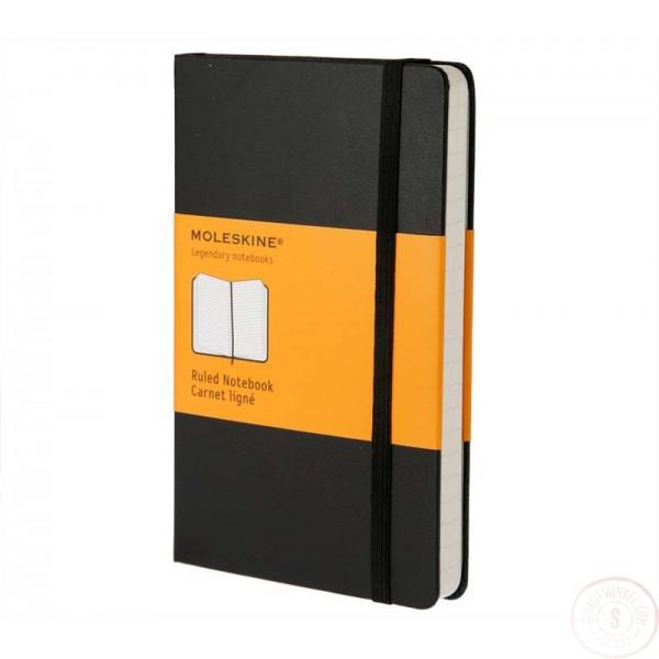 Moleskine Pocket Notitieboek Gelinieerd