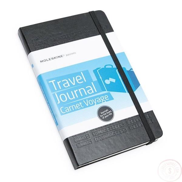 Moleskine Travel Journal / Reisdagboek