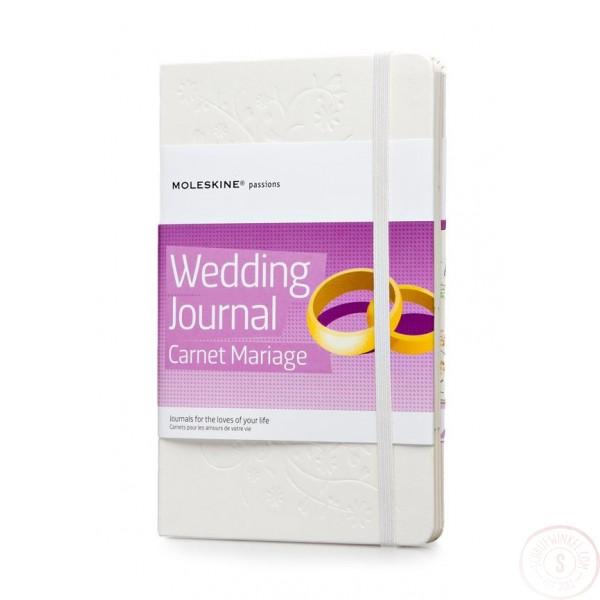 Moleskine Passions Wedding Journal / Trouwdagboek