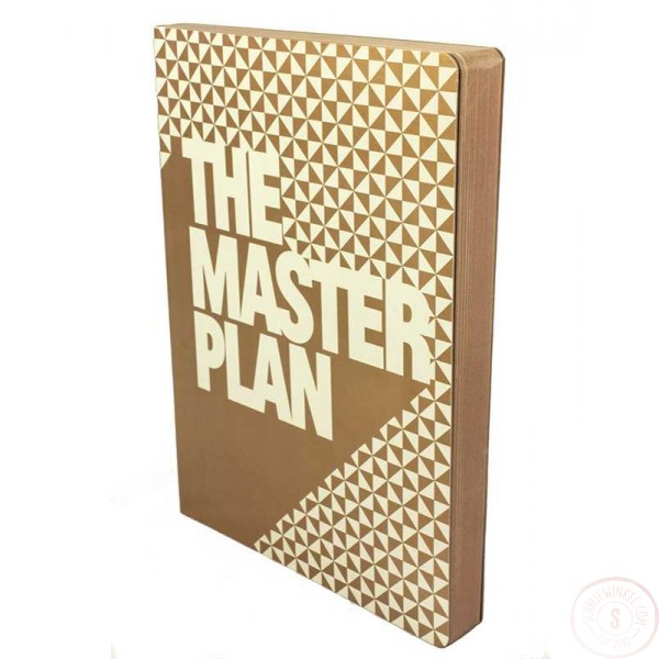Nuuna Notitieboek The Master Plan