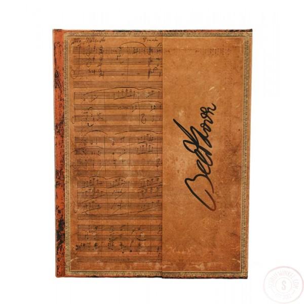 Paperblanks Beethoven Ultra Gelinieerd