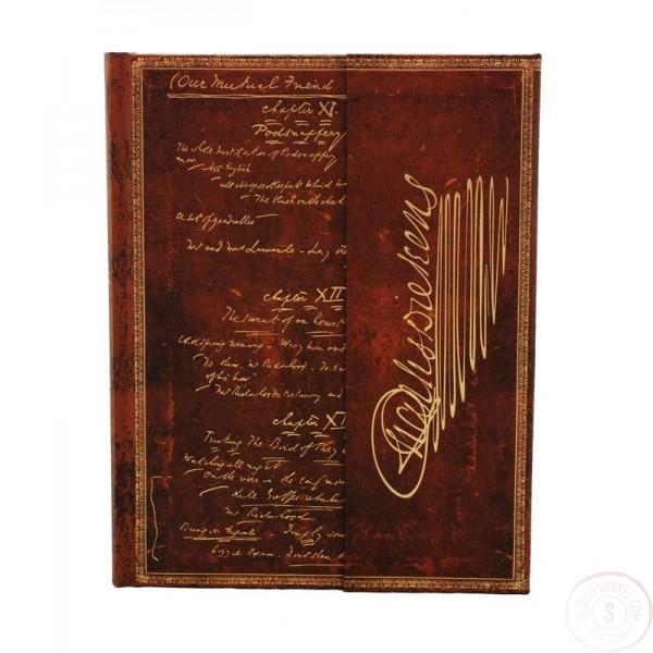 Paperblanks Dickens Ultra Gelinieerd