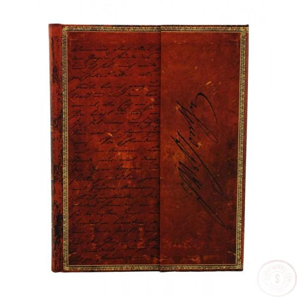 Paperblanks Goethe Ultra Gelinieerd