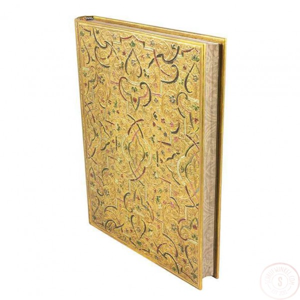 Paperblanks 10 Year Journal Gold Inlay