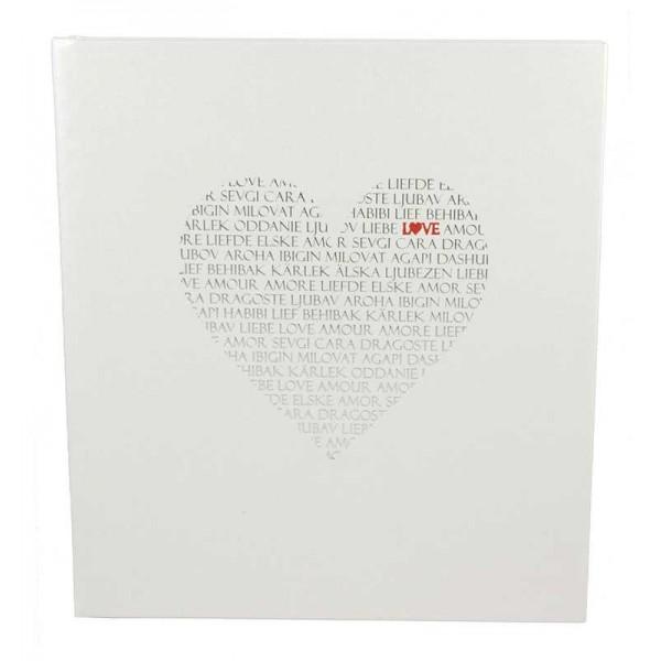 Gastenboek Bruiloft Love