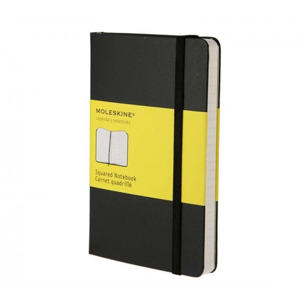 Moleskine Pocket Notitieboek Geruit