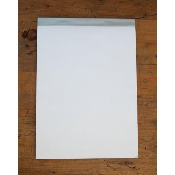 Boekblok A4 voor Navulbare Leren Schrijfmappen
