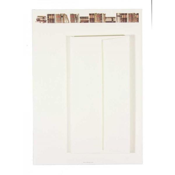 Briefpapier en Enveloppen met Boeken