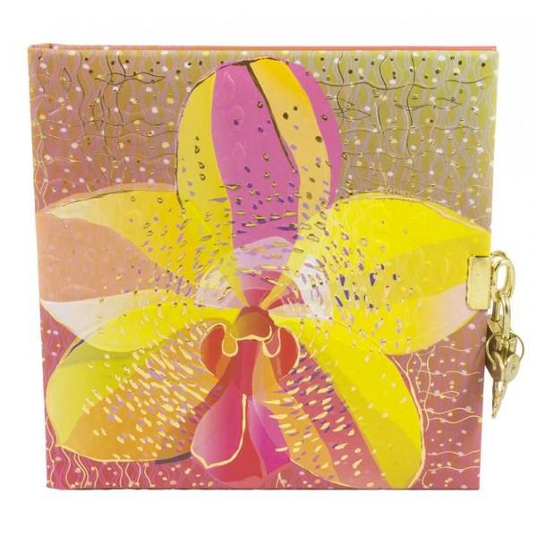 Dagboek met Slot Orchidee