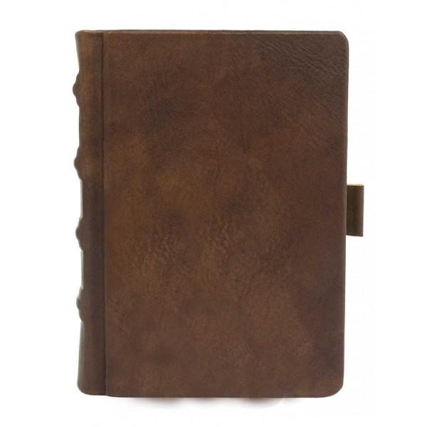 Hervulbaar Leren Notitieboek Classico