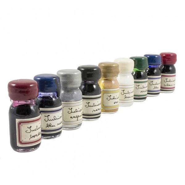 Inktpotje Luxe Italiaanse Inkt 10 ml