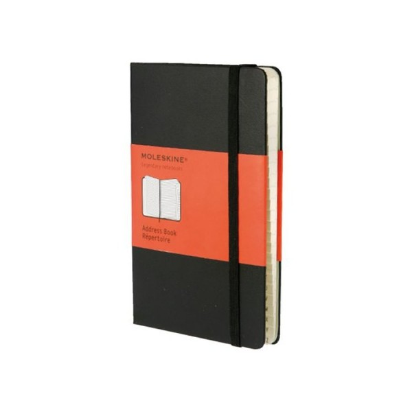 Moleskine Adresboek Pocket