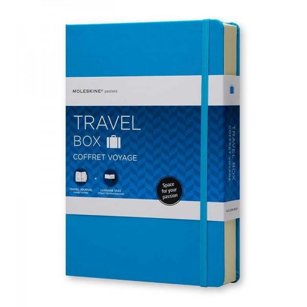 Moleskine Gift Box Travel Schrijfset
