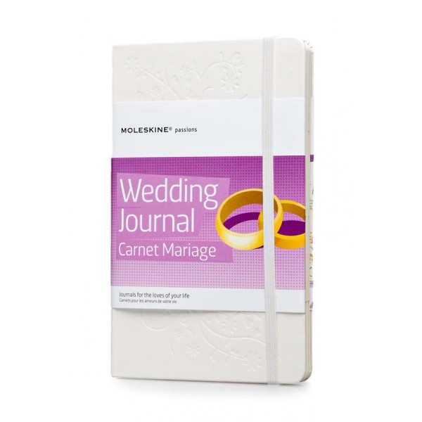 Moleskine Passions Wedding Journal / Trouwdagboek