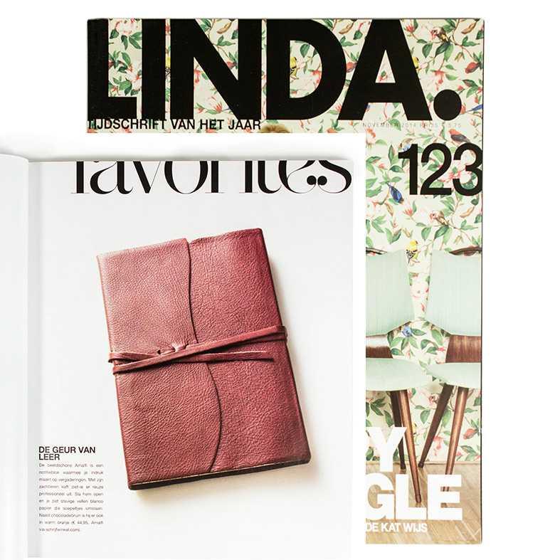 Schrijfwinkel.com in de Linda